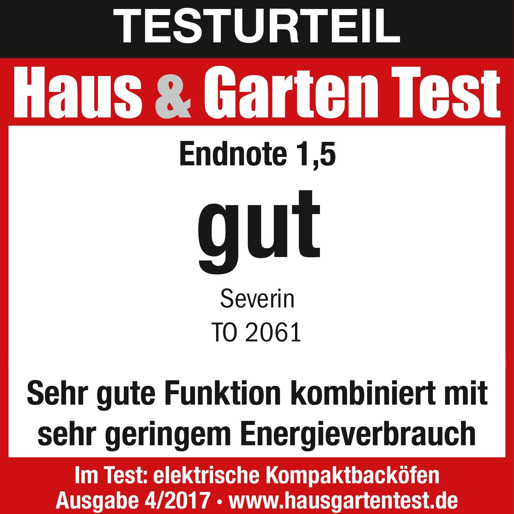 Back- und Toastofen